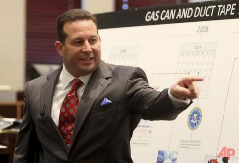 Jose Baez, lead defense attorney from Florida v. Casey Anthony